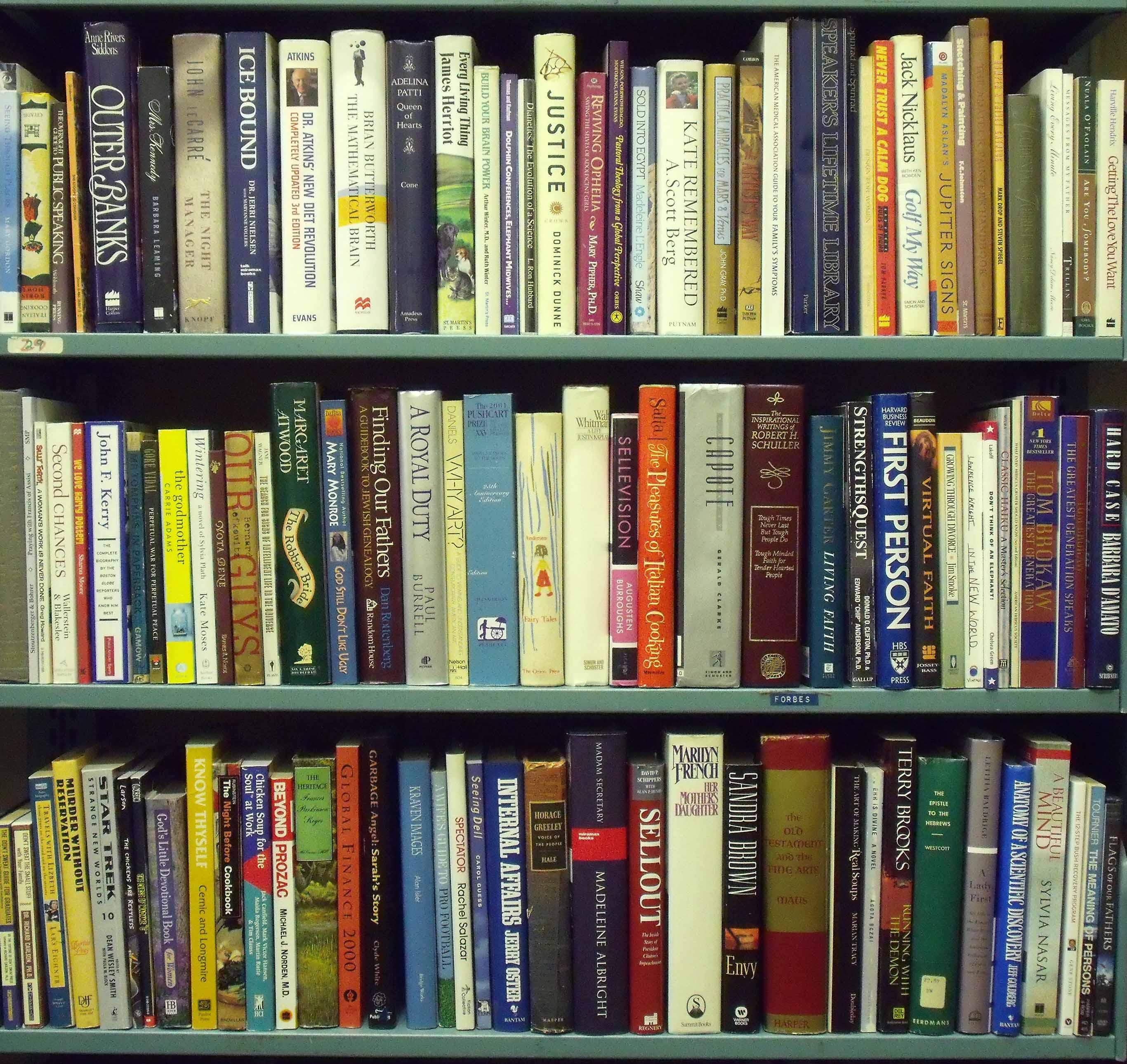 Leserbrief: Freude an Büchern eröffnet neue Perspektiven