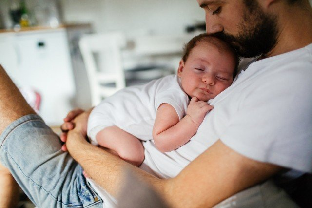 Ja zu 20 Tagen Vaterschaftsurlaub